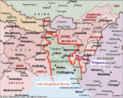 Bangladesh and India: move towards open borders   Open Borders: The Case