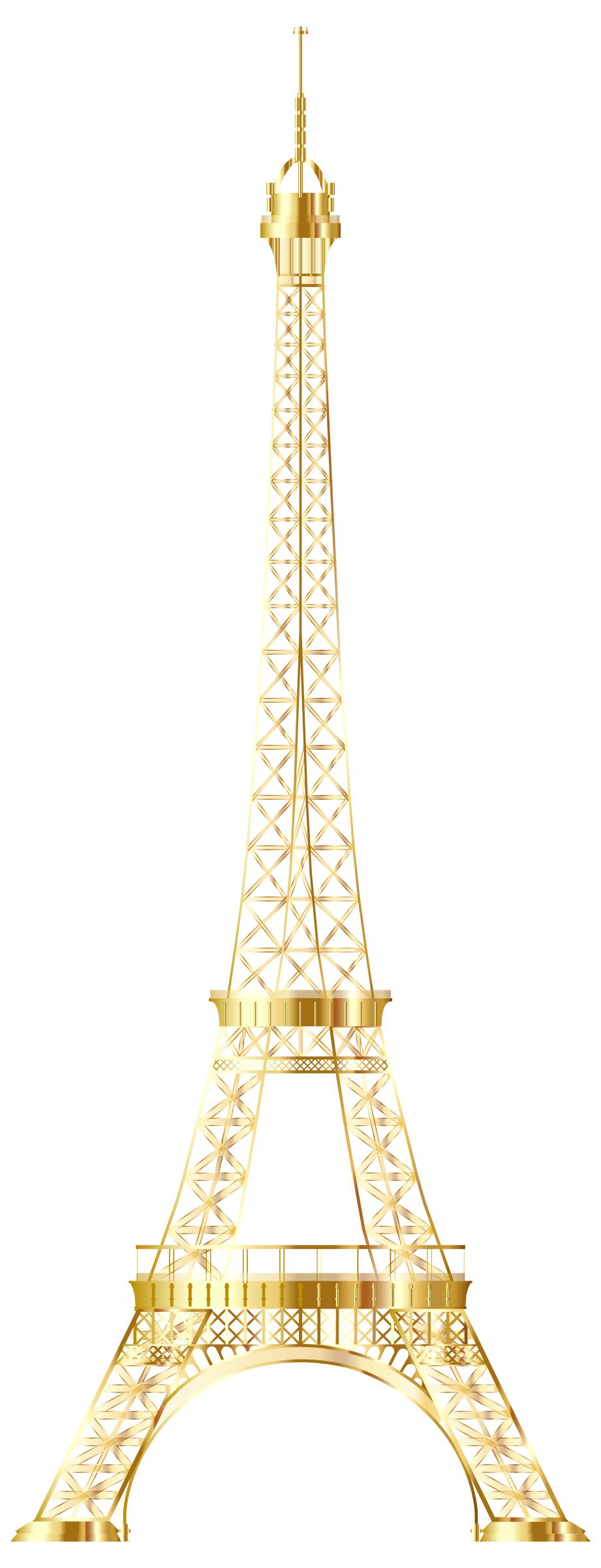 Black Silver Glitter Wallpaper Clipart Eiffel Tower Gold No Background