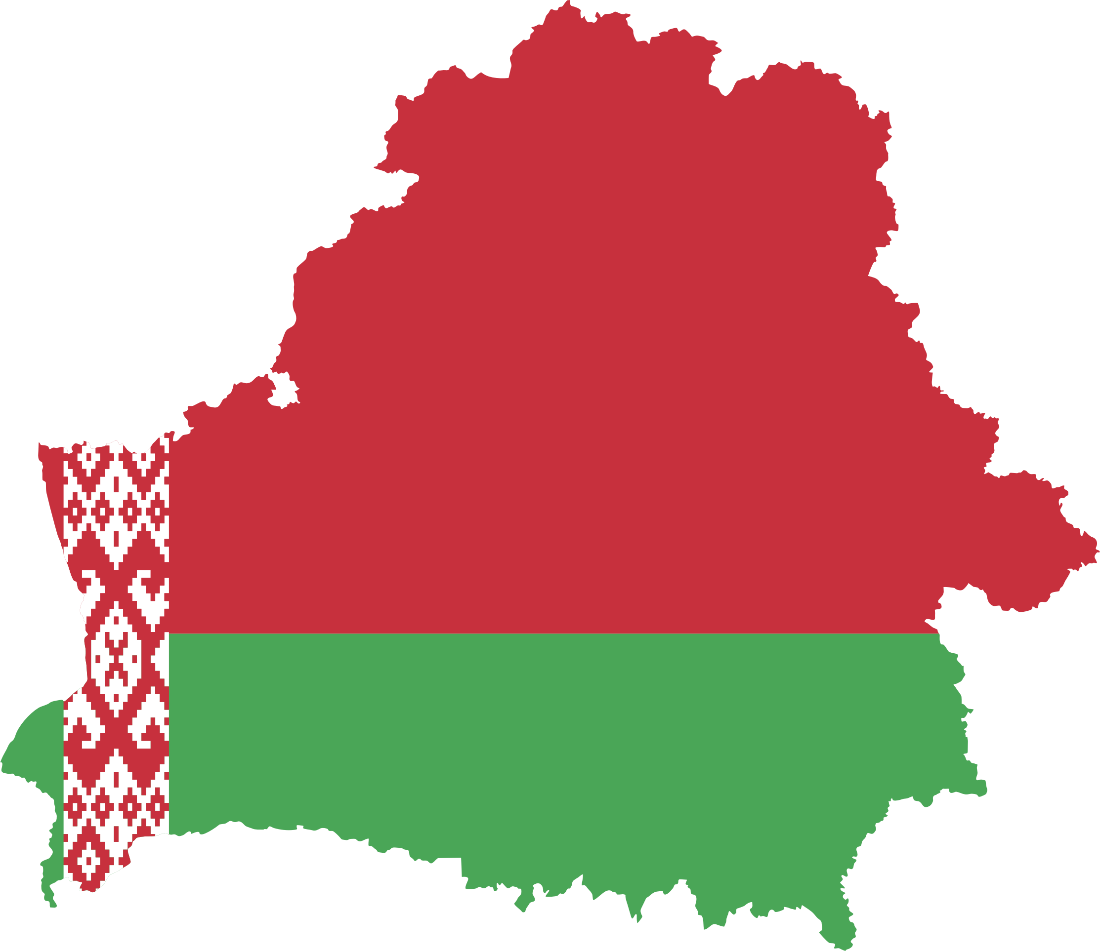 Black And White Wallpaper Pictures Clipart Belarus Map Flag