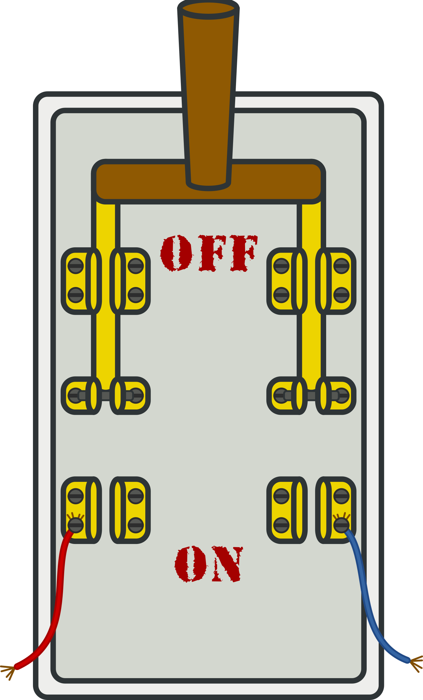 Light Switch Off Clipart Clipart Knife Switch Off