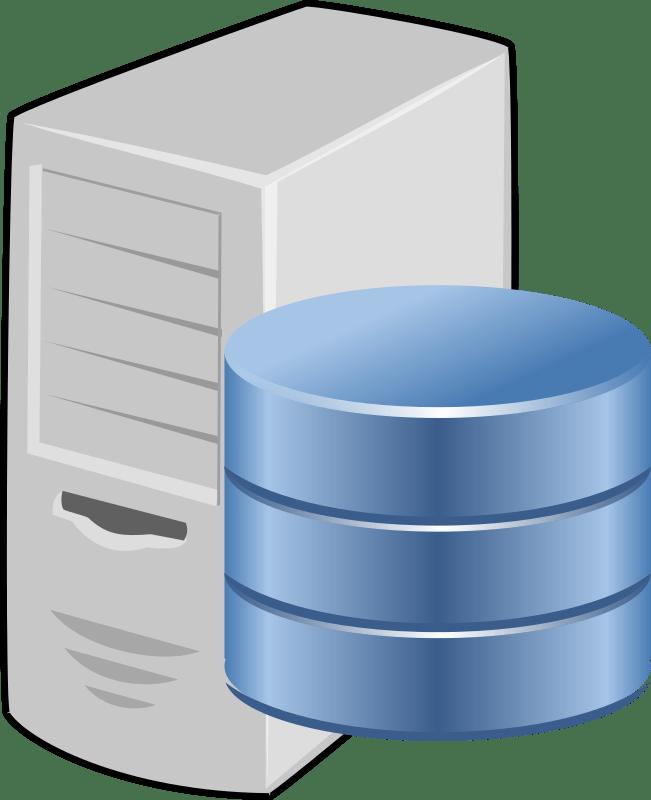 Database Interview Questions Geekinterview Clipart Database Server