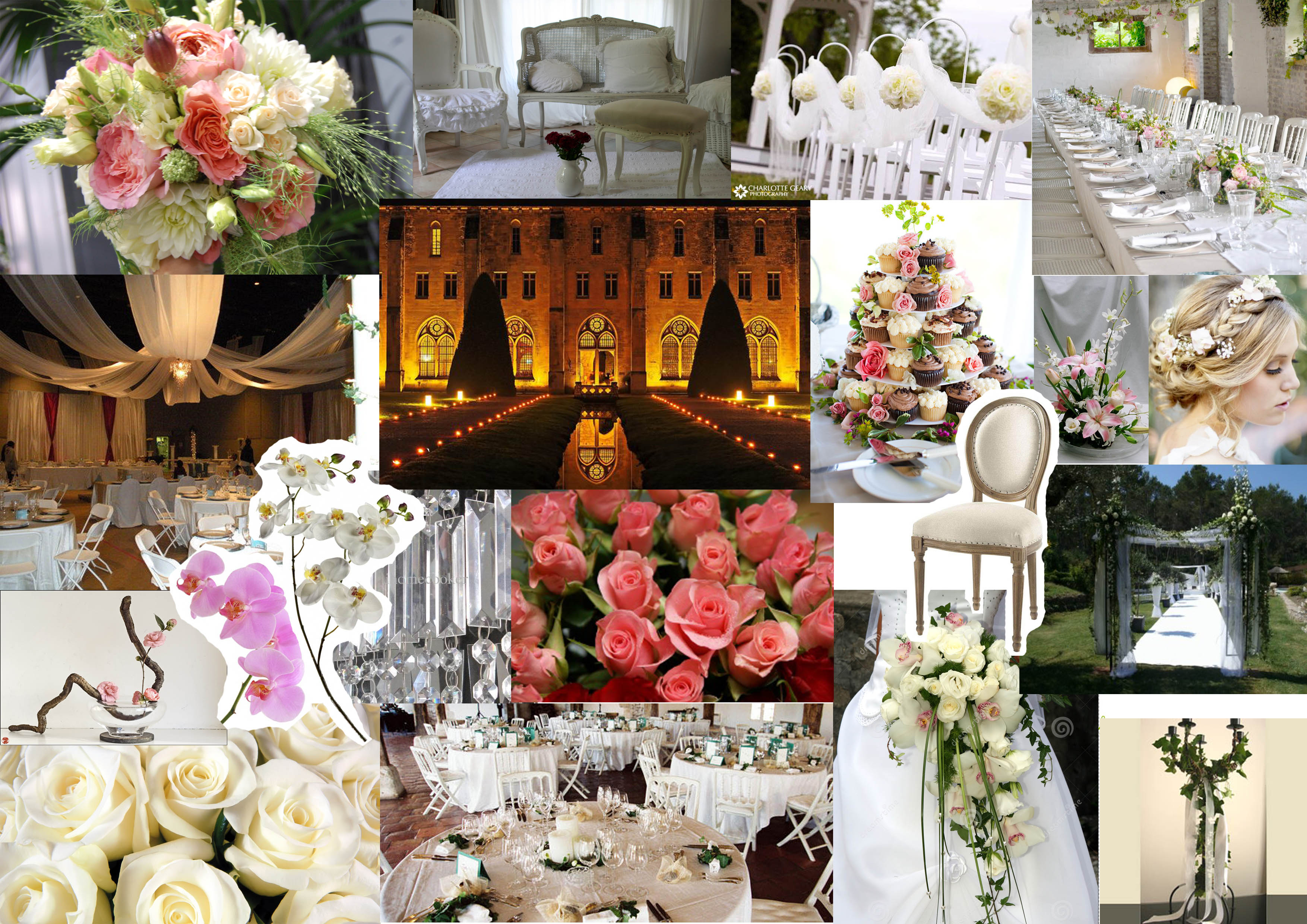Formation Decoration Evenementielle Planches D'inspirations 2013 – Formation Wedding Planner