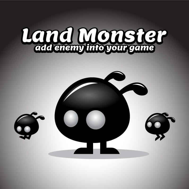 Animation Ios Limbo Land Monster Sprites | Opengameart.org