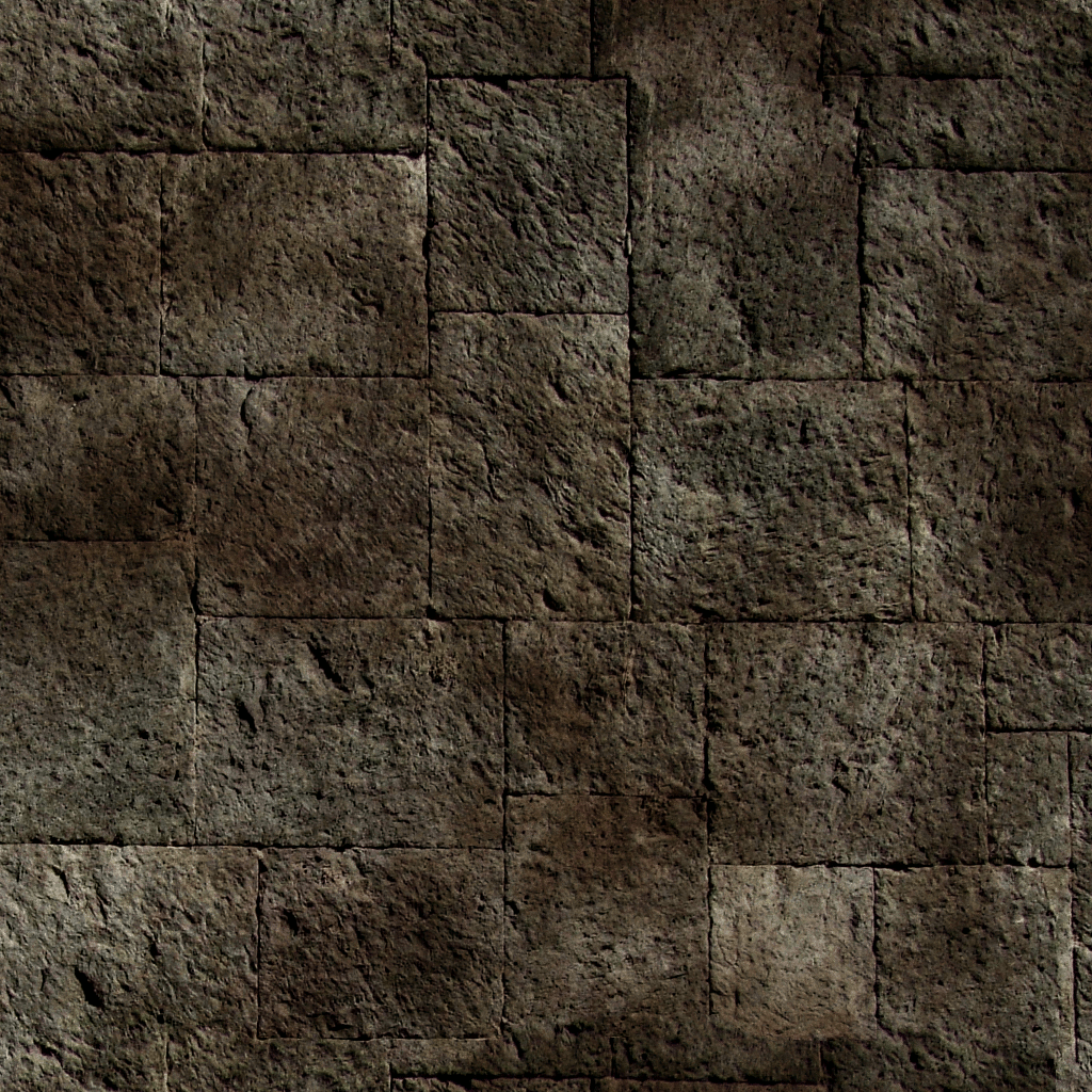 3d Grey Brick Effect Wallpaper 117 Stone Wall Tilable Textures In 8 Themes Tileable9k