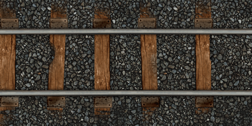 3d Girl Wallpaper Download Railroad Tracks Opengameart Org