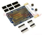 Prototype Wiring Shield v.5 (en Kit) for Arduino UNO Duemilanove Seeeduino