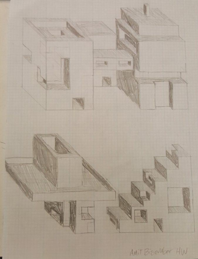 Graph paper drawings Amit Bisember\u0027s ePortfolio
