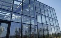 Stick Curtain Wall (Nayaab)  Bronx Library Center