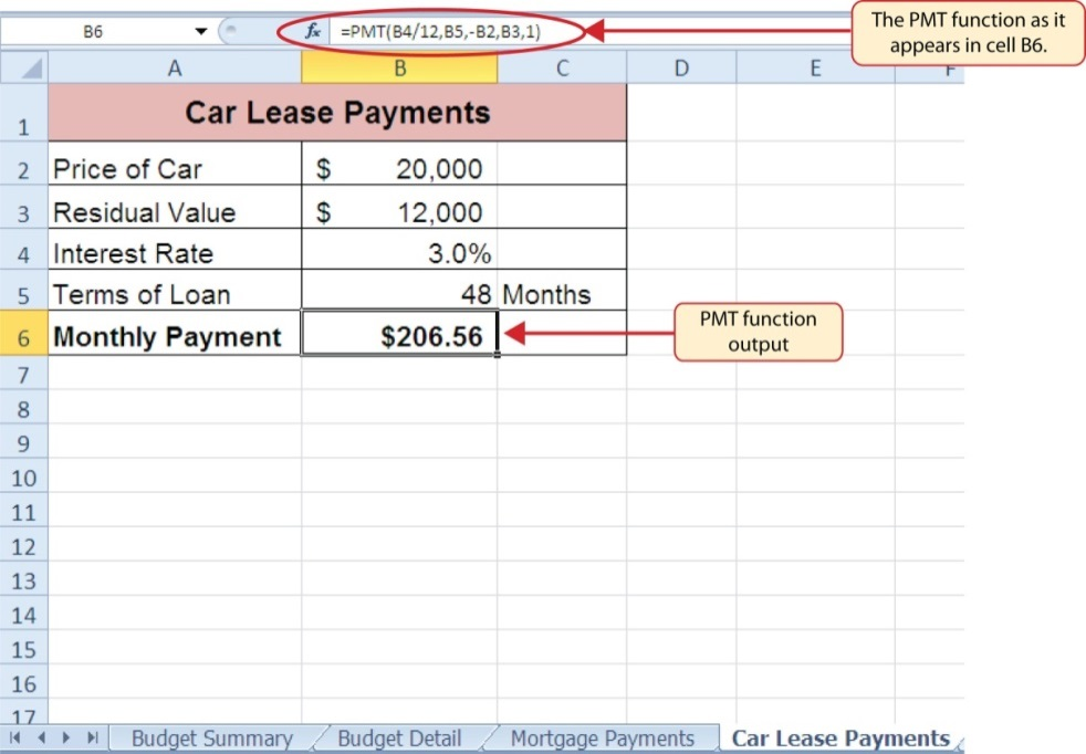 23 Functions for Personal Finance \u2013 Beginning Excel