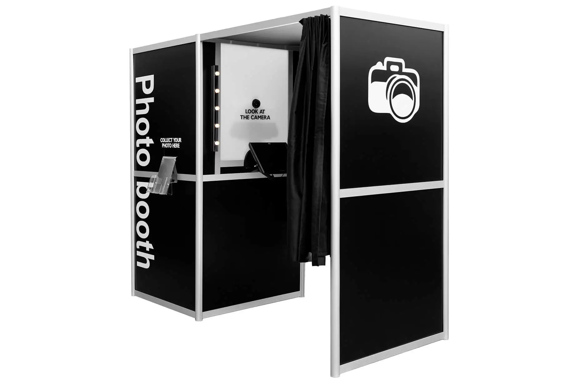 Standard Photo Booth Vs Open Photo Booths Photo Booth