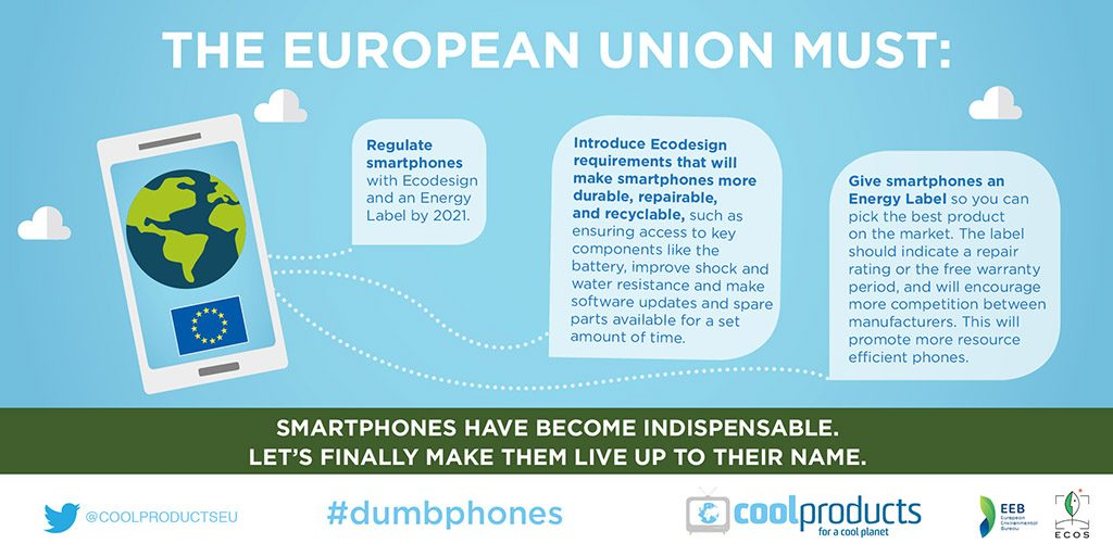 Open letter to President Juncker on smartphones - Open Repair Alliance