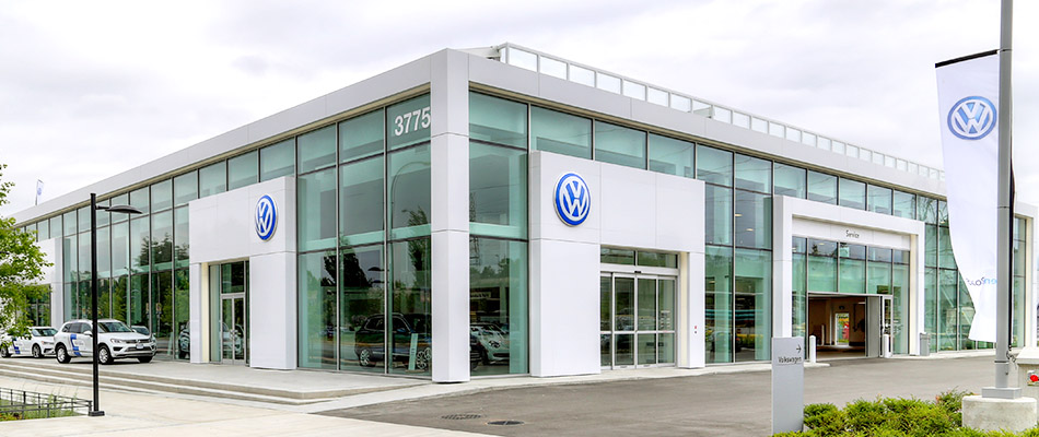 The Largest VW Store in BC OpenRoad VW Burnaby