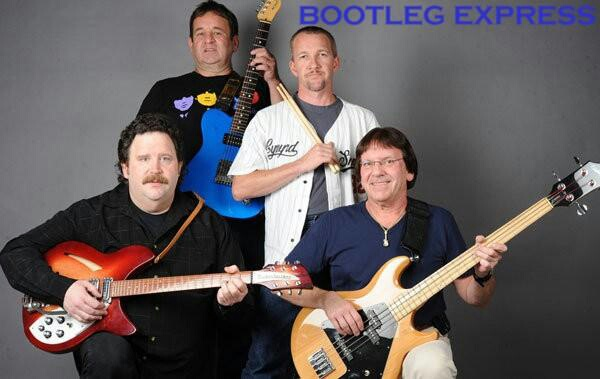 The band Bootleg Express will perform Dec. 21 at the Perfect Christmas Tree Farm.