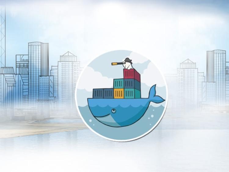 Docker Infinit distributed storage engine