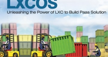 LXCOS: Unleashing the Power of LXC to Build PaaS Solutions