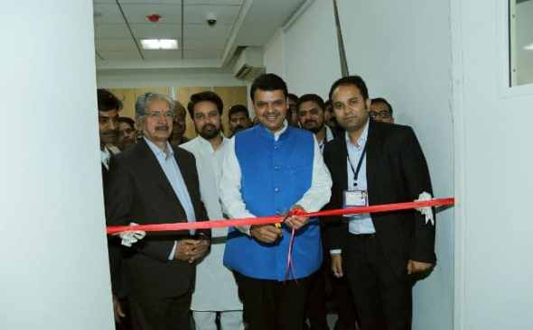 ESDS cloud data centre launch