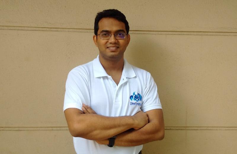 Neependra Khare Docker captain