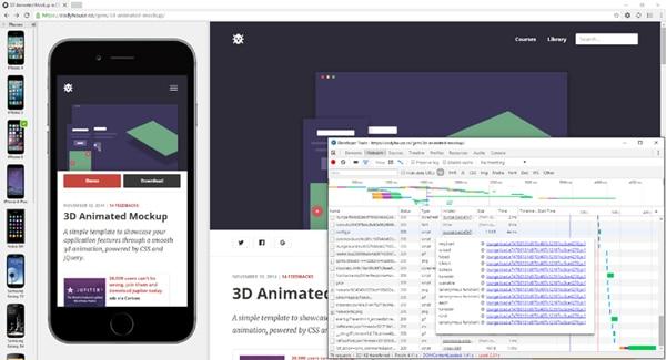 Blisk browser for web developers