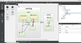 Qt Creator 4.2 brings new SCXML Editor module