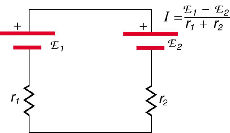 series circuit connection