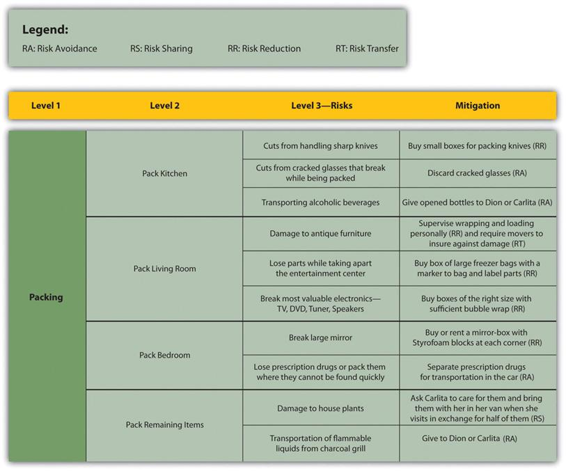 16 Risk Management Planning Project Management - project plan example