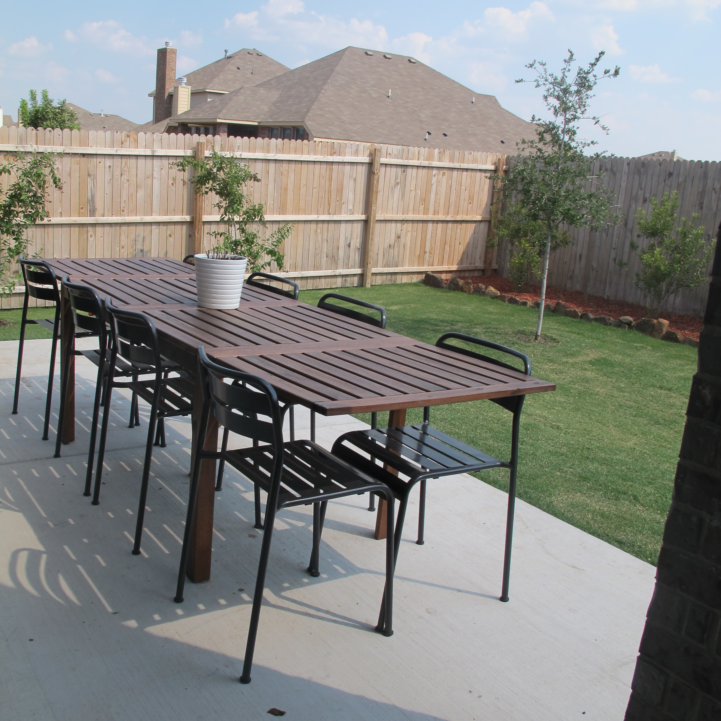 Ikea Outdoor Furniture Waterproofing Our Outdoor Table Operation Home