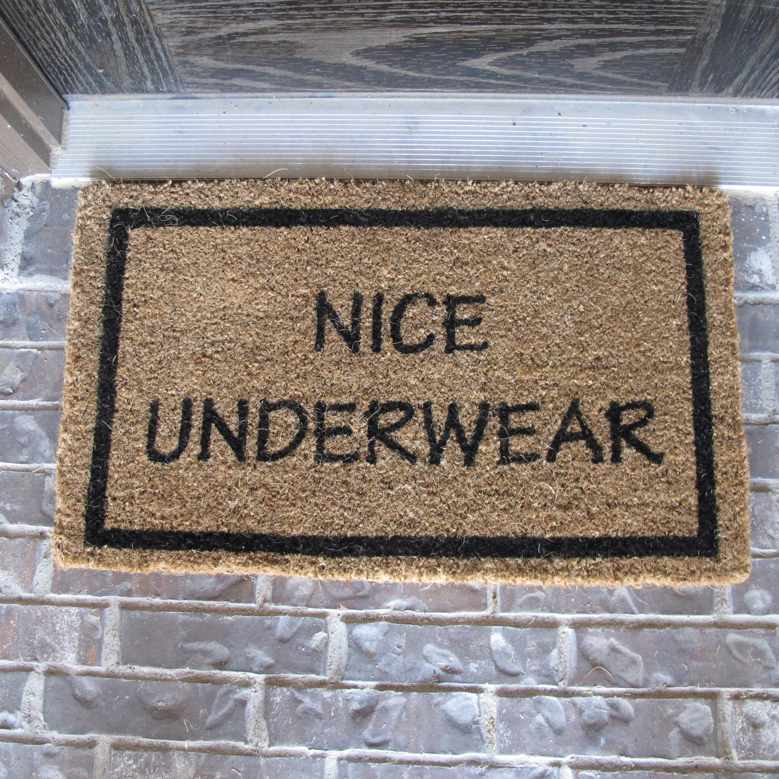 Doormat Funny Doormat Operation Home