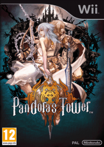 Pandora's Tower PAL Boxart
