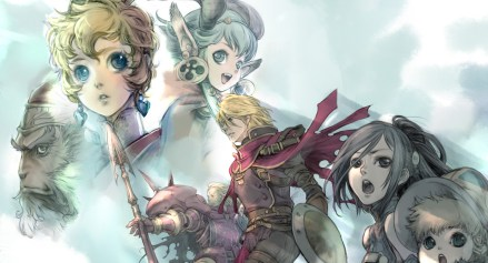 Radiant Historia artwork