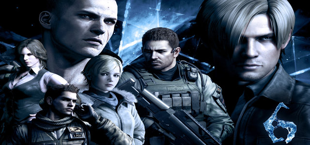 Resident Evil 6 has 6 main characters. I doubt that wasn't intentional.