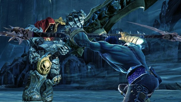 Darksiders II Death vs. War