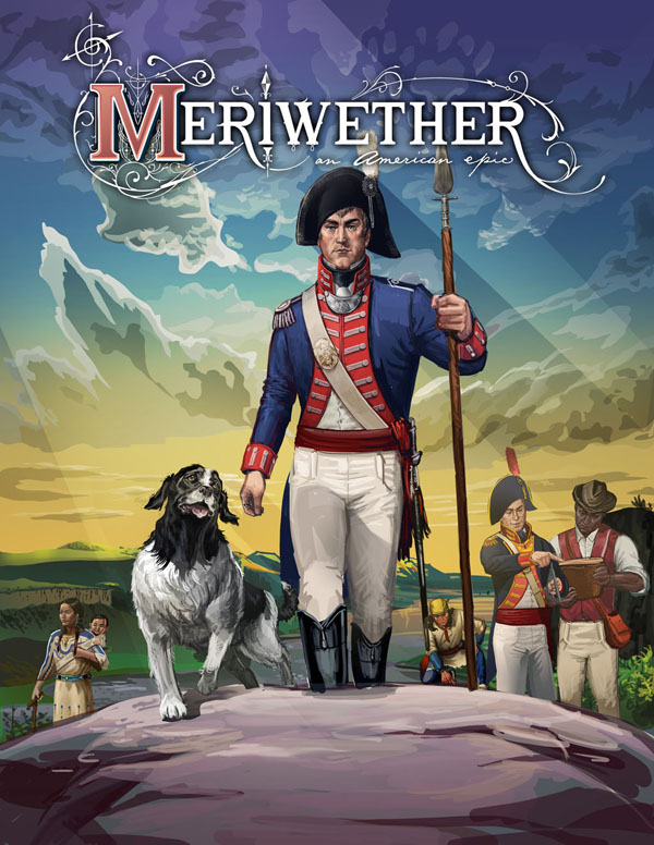 Meriwether - Box Art