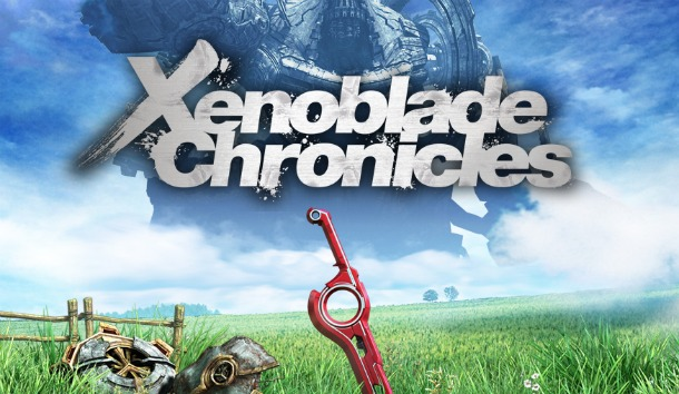 Xenoblade Chronicles Main Logo