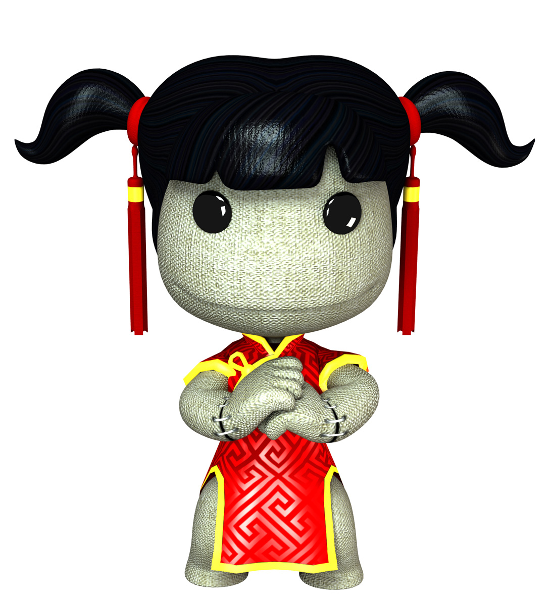 Littlebigplanet Celebrates The Chinese New Year With Cute