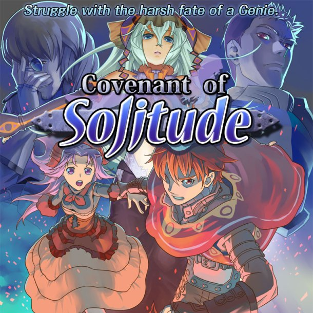 Covenant of Solitude—Title and Artwork