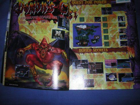 Demon's Crest I Nintendo Power