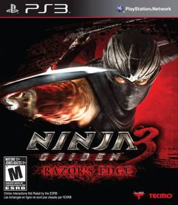 Ninja Gaiden 3: Razor's Edge Cover