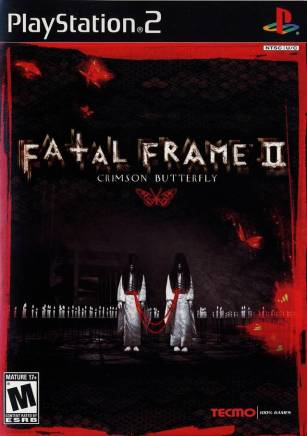 Fatal Frame II Box Art