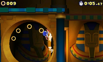 Sonic Lost World Ruins