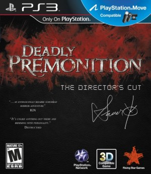 Deadly Premonition: The Director's Cut | Boxart