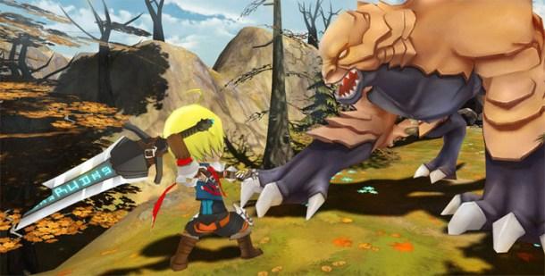 Soul Saga Screenshot 1