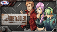 Rust & Golem is a newly released RPG  for Android devices by Kemco. If you like iron and oil, remodeling your 'golem' or just saving the world, Rust & Golem has got it all.