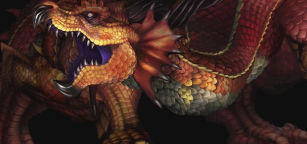 Dragon's Crown | Dragon
