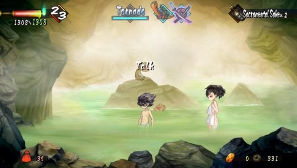 Muramasa Rebirth   Hot Springs