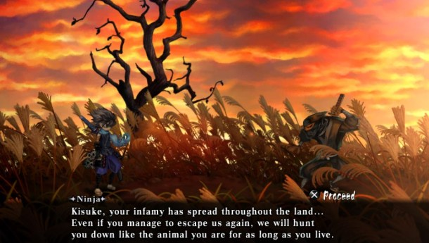 Muramasa Rebirth   Ninja Talk
