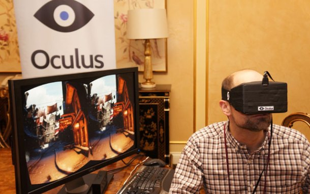Oculus Rift - Goggles