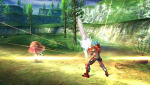 Sword Warrior from Ragnarok Odyssey Ace - oprainfall