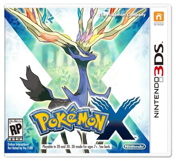 Pokémon X Box