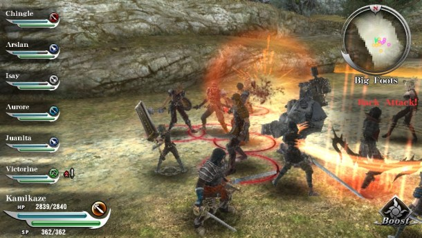 Valhalla Knights 3 | Combat