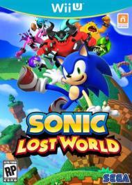 Sonic Lost World - Wii U Box | oprainfall